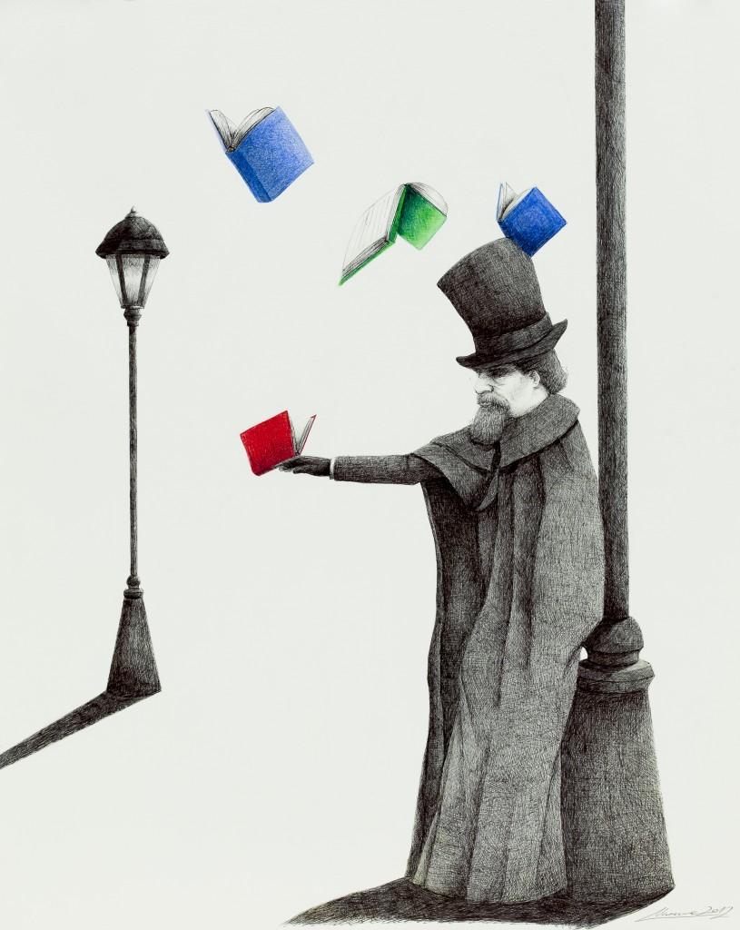 Ilustración: Nareme Melián.