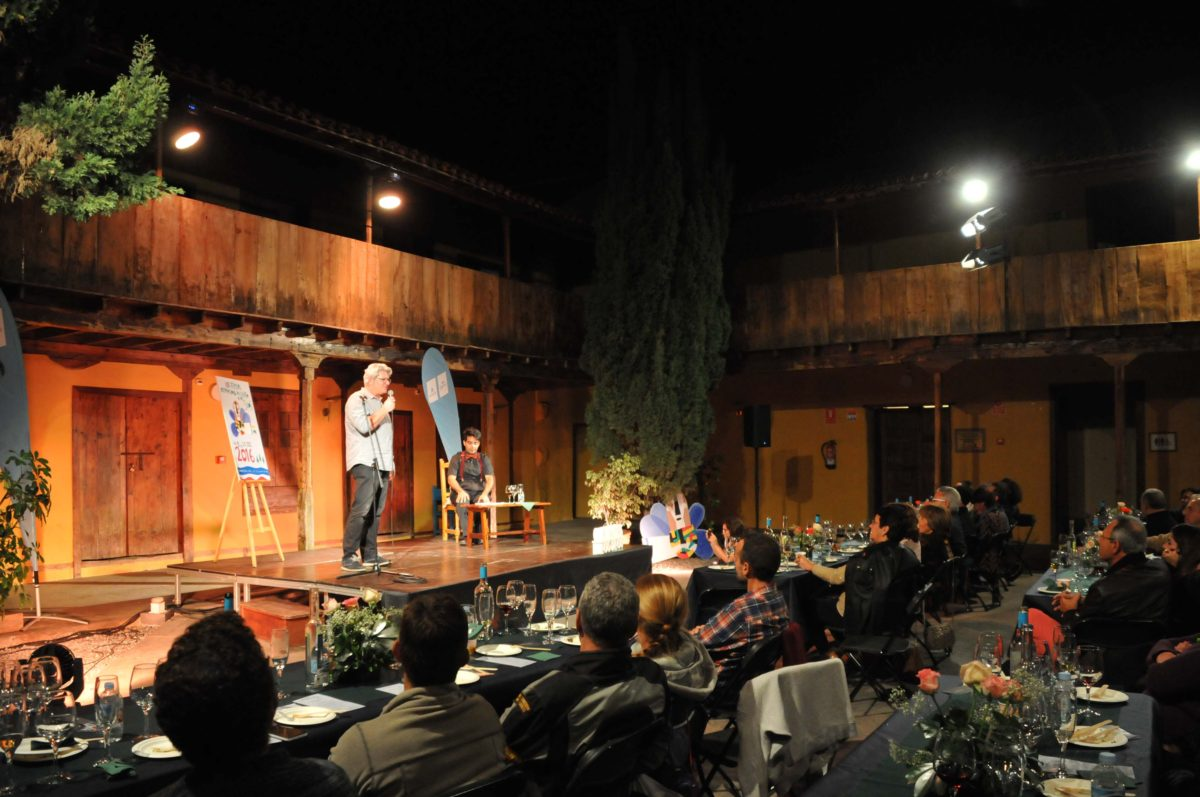 El XXII Festival Internacional del Cuento levanta el telón este martes