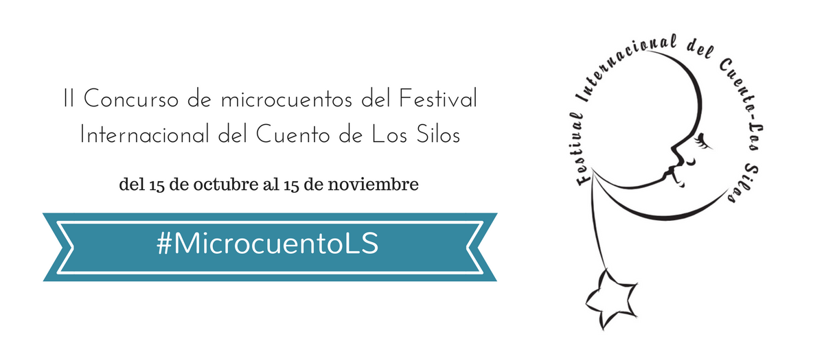 II Concurso de microcuentos del Festival Internacional del Cuento de Los Silos #microcuentoLS