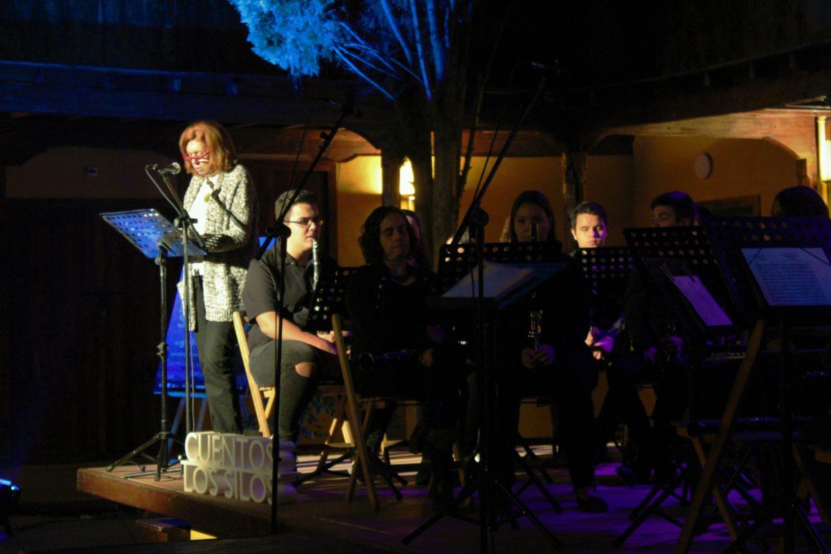 Cecilia Domínguez: «Pocas veces he visto un festival de estas características»