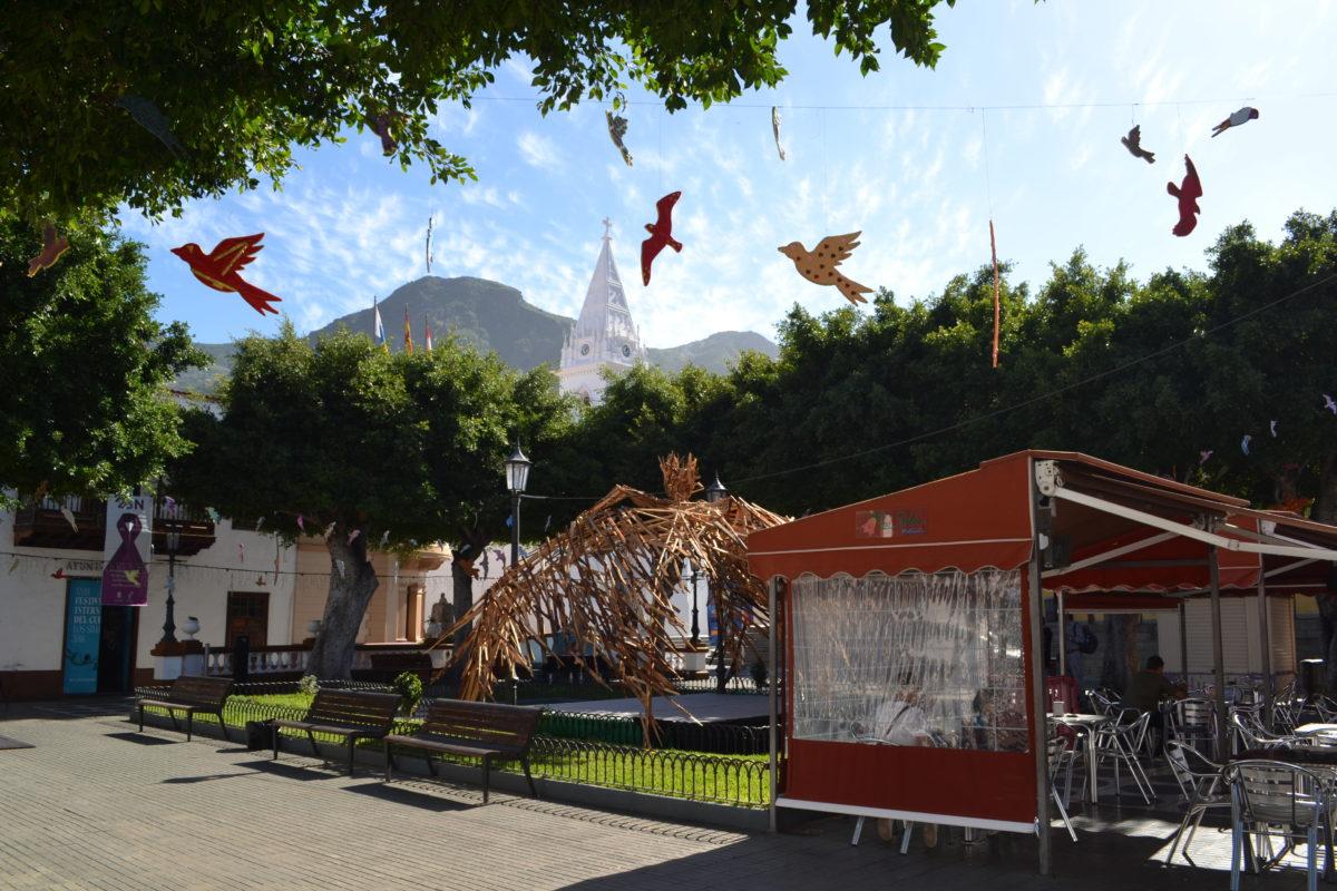 El cielo de Los Silos se ve y se escucha en el Festival Internacional del Cuento
