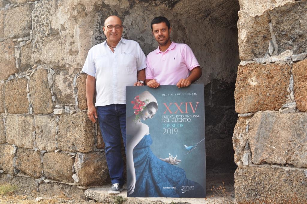 El fuego de Gabriel Pacheco anuncia el XXIV Festival del Cuento