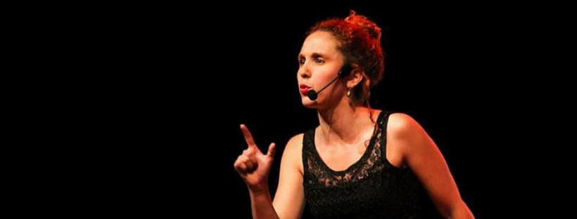 La costarricense Andrea Chacón llega al Festival del Cuento de Los Silos