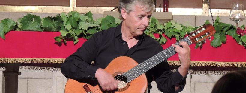 Francesc Pareja, invitado de la XXIV edición del FIC de Los Silos