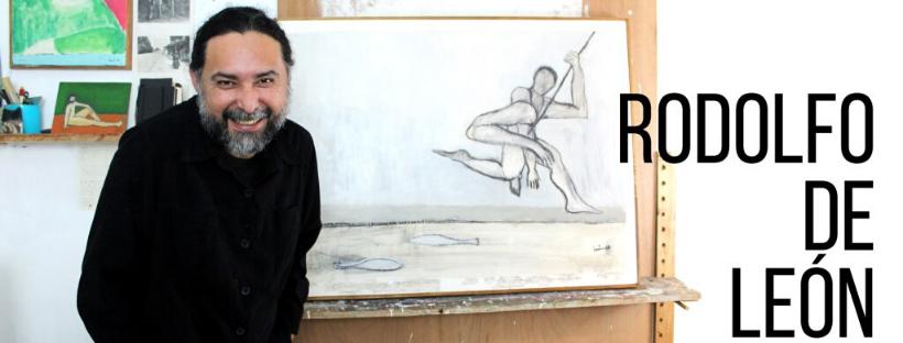 El artista y narrador guatemalteco Rodolfo de León aterriza en el Festival Internacional del Cuento de Los Silos