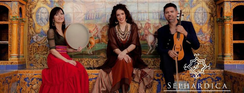 Sephardica trae la música histórica al Festival Internacional del Cuento de Los Silos
