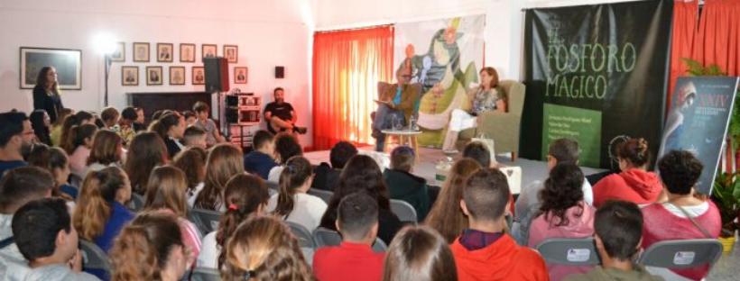 Los Silos acoge durante todo un mes las visitas escolares del Festival del Cuento