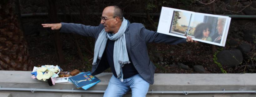 """Ernesto R. Abad: """"Buscamos crear personas que de verdad amen la palabra"""""""