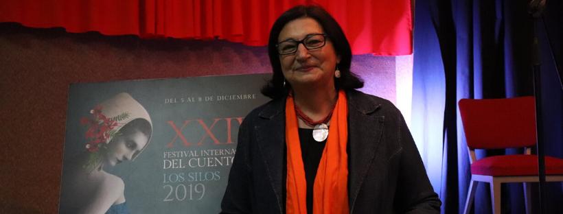 """María José Guerra: """"El Festival Internacional del Cuento es una fiesta de la inteligencia"""""""