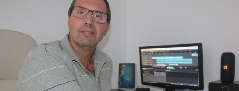 Agustín Vela y la banda sonora de las noches de terror