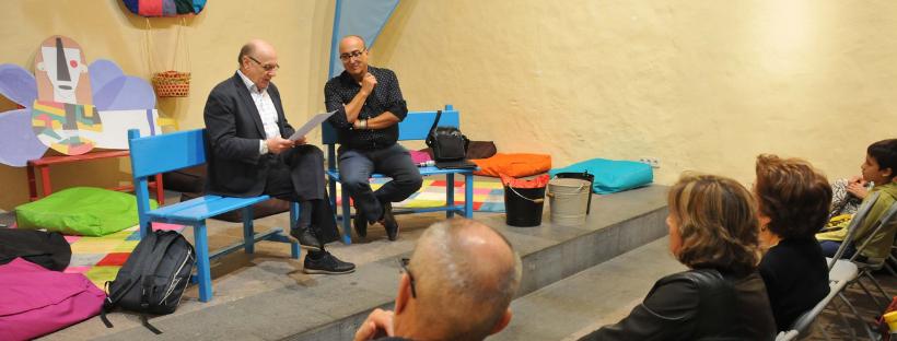 Literatura, oralidad y enseñanza centrarán los conversatorios del Festival