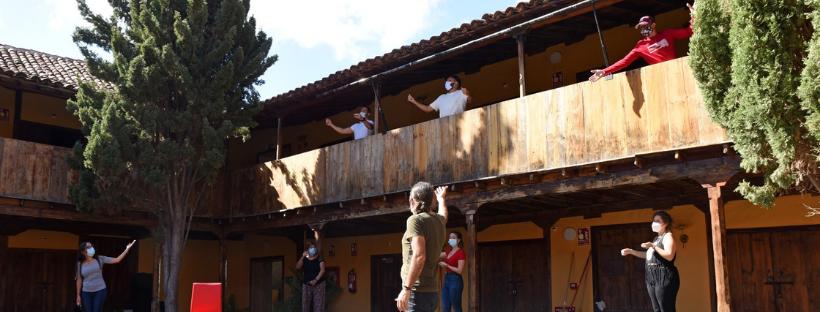 El Festival Internacional del Cuento afianza su apuesta por el teatro clásico y rescata a Cervantes en Los Silos