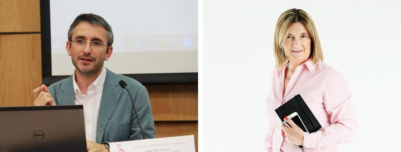 César Sánchez y Gemma Lluch recuerdan a Pedro Cerrillo en el último conversatorio del Festival